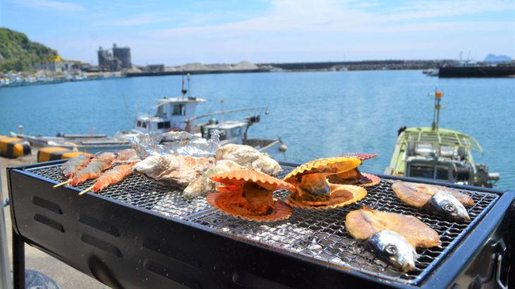 【5月3日オープン!】志布志の岩ガキ・ヒオウギ貝が食べれる「漁師飯 勝吉丸」