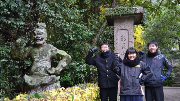 志布志市の魅力を見つける!大慈寺~門前をめぐるサイクリングマップ作り